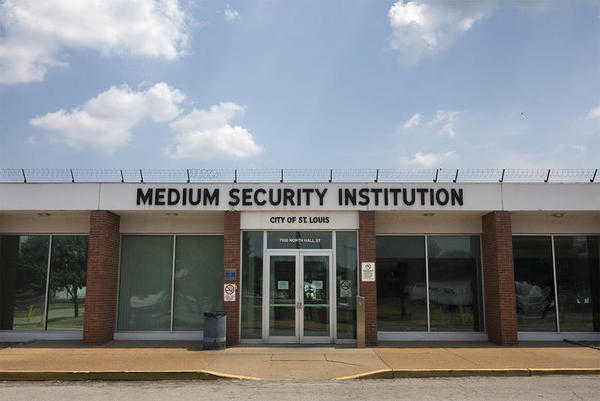 The St. Louis Board of Aldermen voted to close the Medium Security Institution in north St. Louis known as the Workhouse. Activists have been calling for its closure for years.
