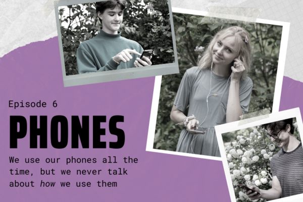 Teens use their phones all the time, but may never talk about how they use them. The unspoken rules, expectations of social media; how phones impact relationships.