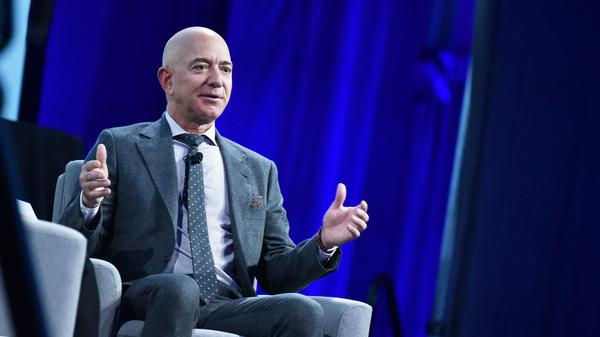 Amazon CEO Jeff Bezos is set to testify Wednesday before a House antitrust panel along with the chiefs of Apple, Facebook and Google.