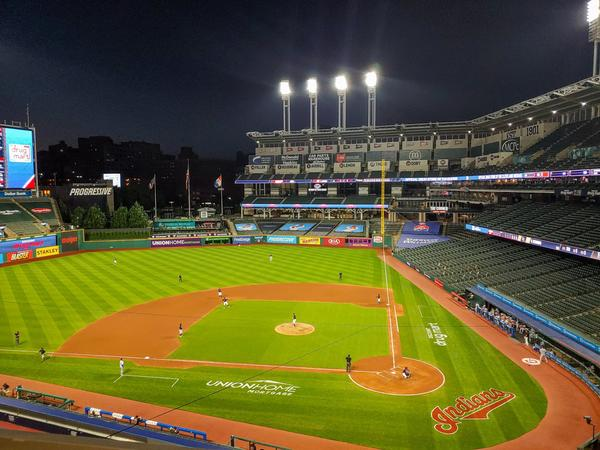 TV and radio ratings will be key for MLB teams with no fans being allowed in ballparks this season.