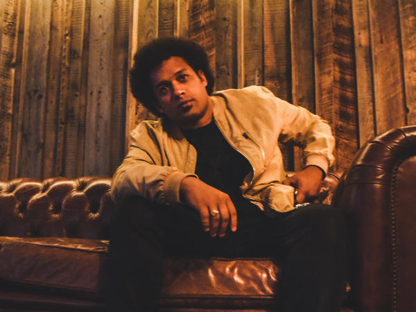 Makaya McCraven has a unique style where he makes improvised live recordings, then builds on them in the studio. His new album, which uses this method, is called <em>Universal Beings E&F Sides.</em>