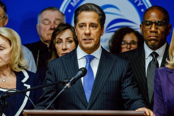 Miami-Dade Superintendent Alberto Carvalho
