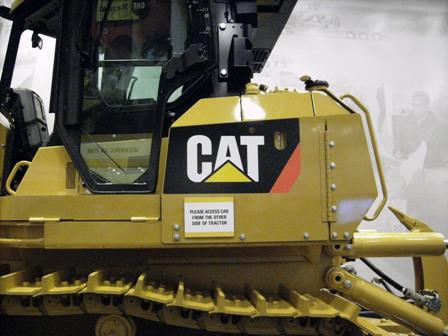 Caterpillar saw a 31 percent drop in sales and revenue in the second quarter of 2020.wds