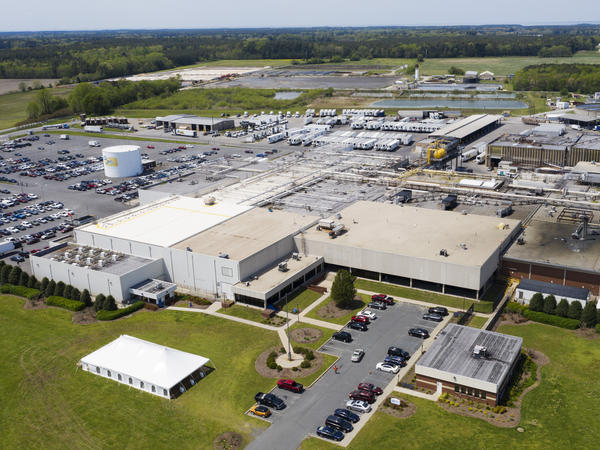 Hospital officials in Virginia this spring reported a spike in COVID-19 cases at the Perdue poultry processing plant in the Eastern Shore city of Accomac. Virginia has become the first state in the nation to mandate coronavirus workplace safety rules.