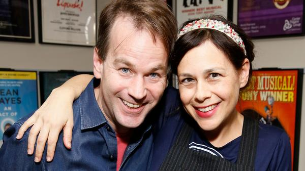 "Mike Birbiglia was initially reluctant to become a father, but his wife, Jen Stein, saw things things differently. ""I felt like [parenthood] was the kind of challenge that we were ready for,"" she says."