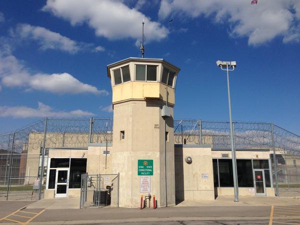 Utah State Prison in Draper, Utah