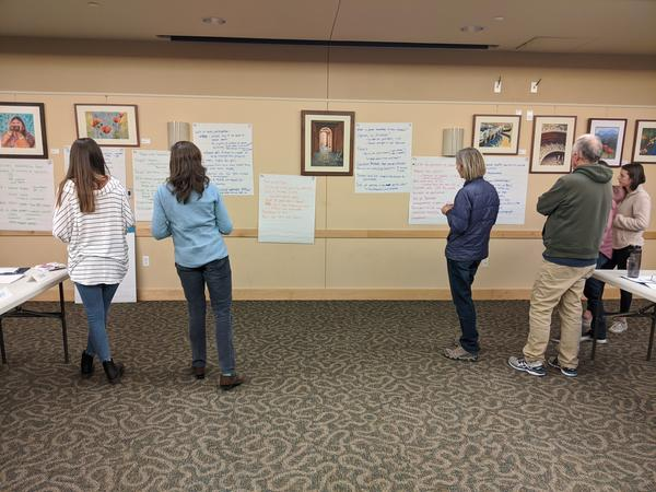 In February, participants in a process called Boot Camp Translation voted on the themes they think will resonate most in the area around Durango, Colo., to boost adolescent vaccination rates.