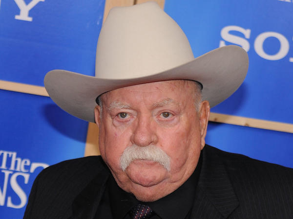 Actor Wilford Brimley attends the premiere of <em>Did You Hear About the Morgans?</em> in New York City on December 14, 2009 Brimley passed away on August 1, 2020 at 85.