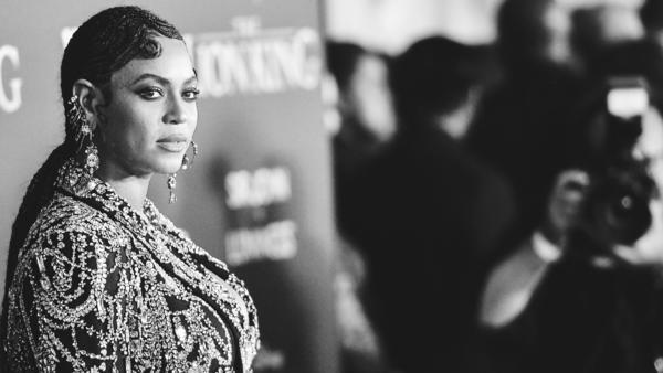 Beyoncé, at the premiere of Disney's <em>The Lion King</em> on July 09, 2019 in LA.