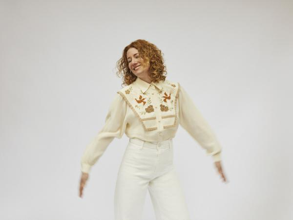 """When she quit music eight years ago, Kathleen Edwards says she felt """"a huge sense of relief."""" After taking time for herself (and opening up a coffee shop), she's back with a new album, <em>Total Freedom</em>."""