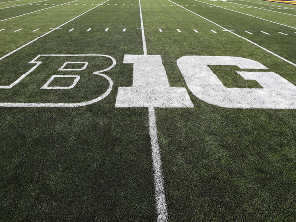 The Big Ten, one of the so-called Power Five NCAA conferences, is postponing fall sports because of the coronavirus.