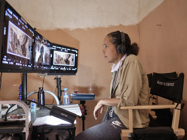 """Director Gina Prince-Bythewood says <em>The Old Guard</em> shows """"the opposite side of what we all envision immortality to be."""""""
