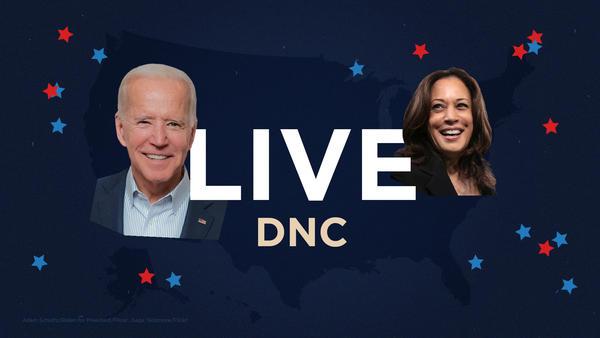 Follow live DNC coverage beginning Aug. 17.