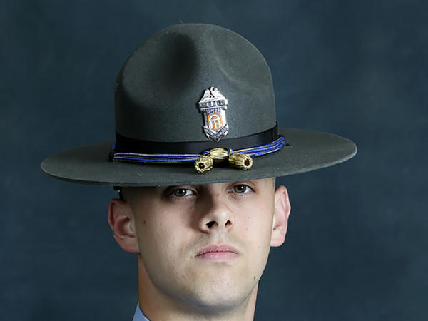 Former state Trooper Jacob Gordon Thompson has been charged with felony murder and aggravated assault in the killing of Julian Edward Roosevelt Lewis, a 60-year-old Black man.