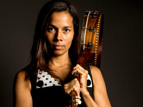 The music of Rhiannon Giddens is featured on this week's <em>The Thistle & Shamrock</em>.