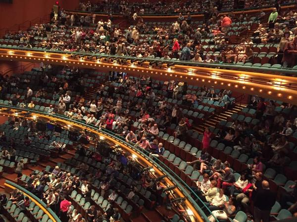 Aronoff Center for the Arts, May 2019