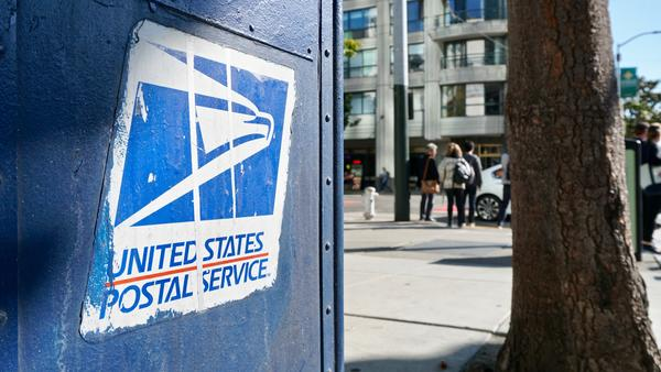 Amid nationwide reports of mail delivery slowdowns, WOOD-TV reporter Heather Walker filmed pieces of discarded mail sorting machinery at a U.S. Postal Service facility in Grand Rapids. The footage has since gone viral.