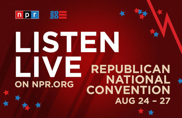 Listen to NPR's special coverage of the RNC.