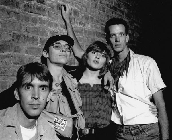 From left: Randy Bewley, Curtis Crowe, Vanessa Briscoe Hay and Michael Lachowski. Over two albums and a handful of singles released from 1979-1983, Pylon's music roared with a danceable chaos.