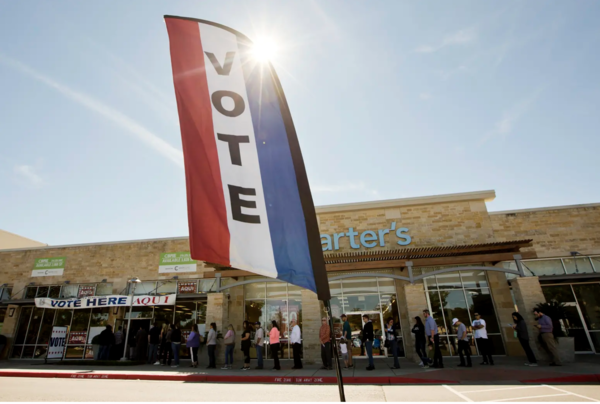 """A federal judge has found Texas is """"legally obligated"""" to let voters simultaneously register to vote with every driver's license renewal or change-of-address application and ordered the state to set up a """"fully operational"""" online system by Sept. 23."""