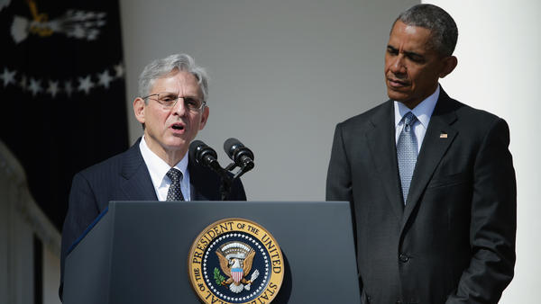 Merrick Garland was nominated to the Supreme Court by President Barack Obama in March 2016. The Senate never voted on his nomination.