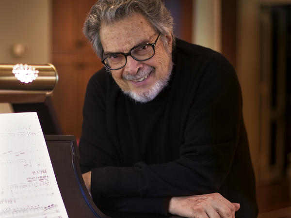 Pianist Leon Fleisher eventually resumed playing with both hands after an injury sidelined him at age 36.