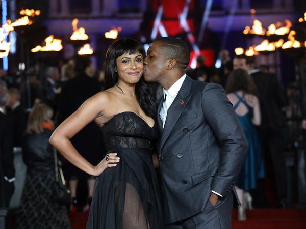 """Leslie Odom Jr. and Nicolette Robinson star in the new series """"Love in the Time of Corona,"""" created and directed by Joanna Johnson."""