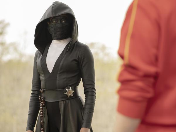She's Having Nun Of It: Regina King as Sister Night in HBO's <em>Watchmen.</em>