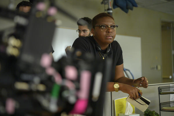 Dime Davis directed all six episodes of HBO's <em>A Black Lady Sketch Show. </em>The show was nominated for three Emmy Awards: outstanding directing for a variety series, outstanding variety sketch series and outstanding guest actress in a comedy series.