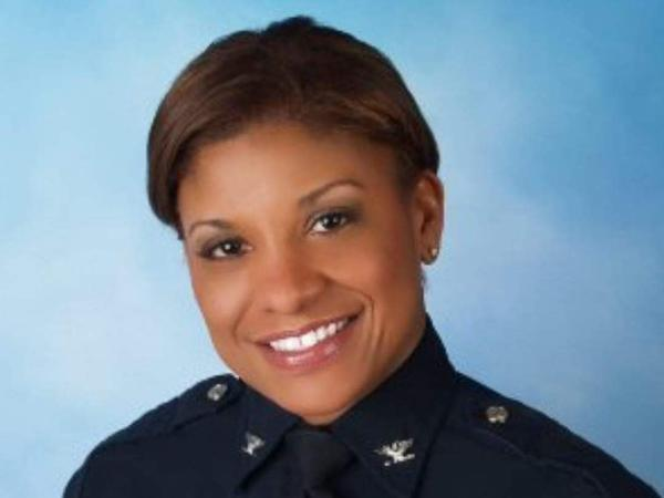 Yvette Gentry was named interim police chief for Louisville Metro Police Department. She retired from the department in 2014 and will be the first Black woman to lead the department.