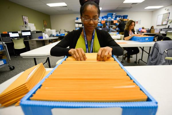 Election officials expect a deluge of mail-in ballots this November.