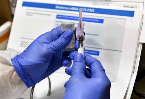 Studies of a possible COVID-19 vaccine are now or soon will be underway.