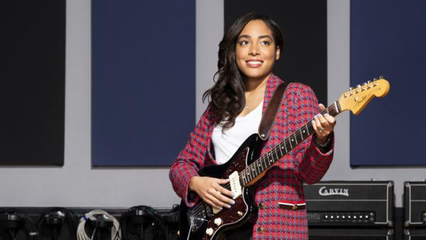 Amanda Jones, a singer-songwriter turned film and TV composer, is the first African American woman to earn an Emmy nomination for original television score.