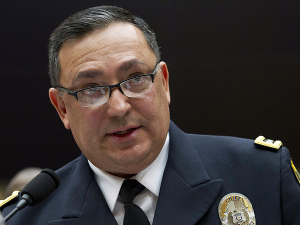"""The discharge of those 21 shots for those four members of the Houston Police Department are not objectively reasonable,""Houston Police Chief Art Acevedo said of the deadly encounter with Nicolas Chavez in April."