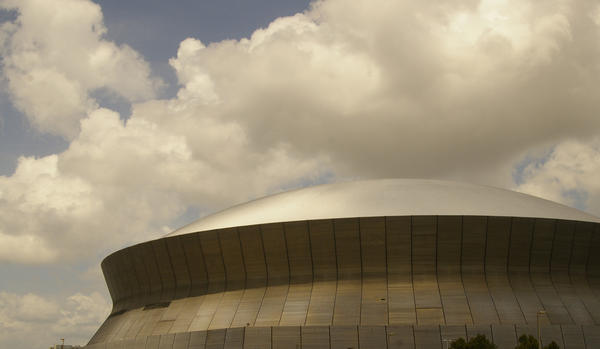Fans won't be allowed inside the Superdome for either the Saints season opener or the following home game on Sept. 27.