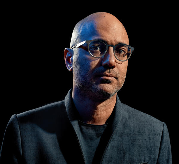 Ayad Akhtar won a Pulitzer Prize for <em>Disgraced, </em>his play about a conflicted American Muslim man living in New York after Sept. 11.