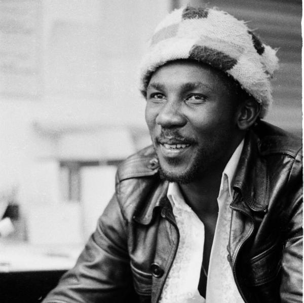 Jamaican reggae singer Toots Hibbert, of Toots and The Maytals, photographed in 1974.