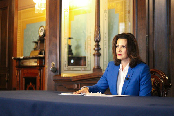 A new petition by the group Unlock Michigan is looking to curb Governor Whitmer's executive powers and end the current COVID-19 state of emergency order.
