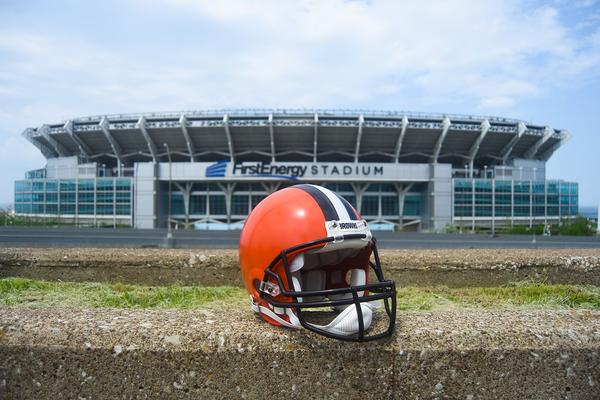 The Browns received a variance to have 6,000 fans attend Thursday's home game. The team says the tickets sold out.