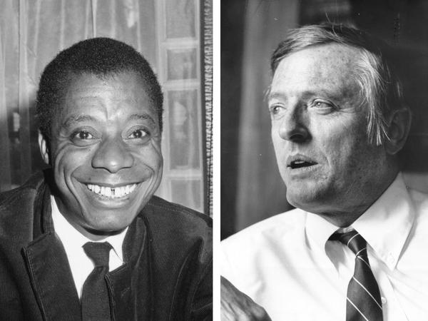James Baldwin debated William F. Buckley in February 1965. Khalil Muhammad and David Frum are reimagining that debate for the 2020 March on Washington Film Festival.