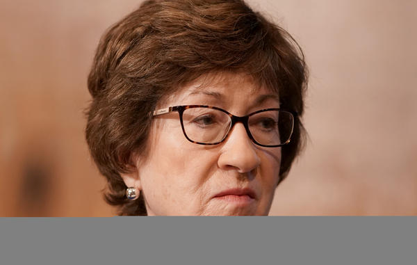 Republican Sen. Susan Collins' 2018 vote in favor of President Trump's second Supreme Court nominee, Brett Kavanaugh, has been a notable issue for Maine voters.