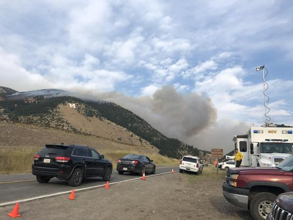 The Bridger Foothills Fire forced evacuations and burned homes north of Bozeman in early September 2020.