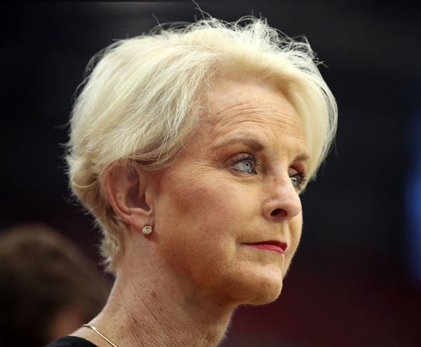 Cindy McCain, wife of the late U.S. Sen. John McCain, has endorsed Joe Biden for president.