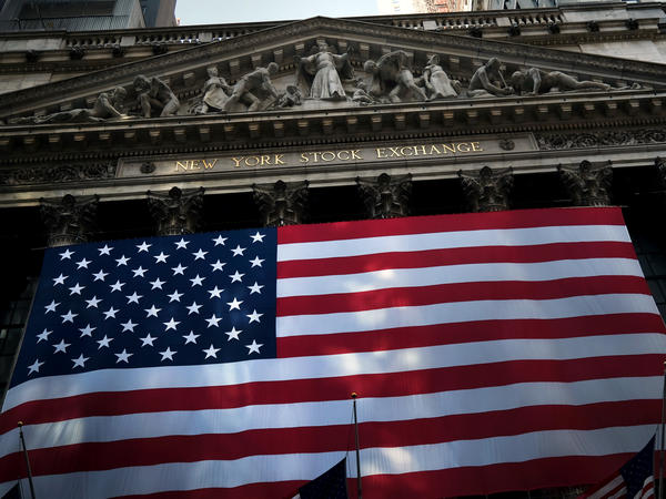 Citigroup estimates the U.S. economy lost $16 trillion over the past 20 years as a result of discrimination against African Americans. Above, the American flag hangs in front of the New York Stock Exchange on Sept. 21.