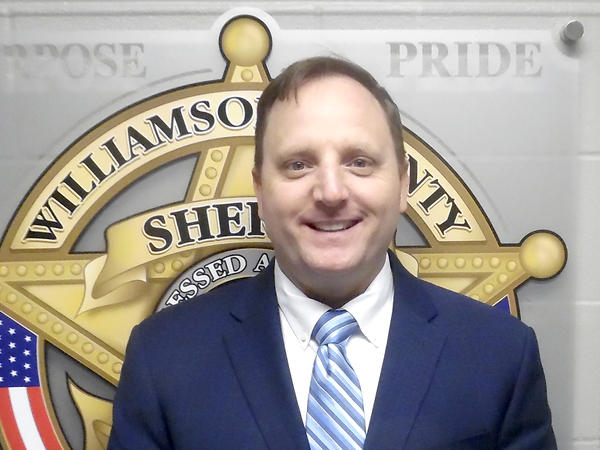 Williamson County Sheriff Robert Chody was booked on Monday on a $10,000 bond. A grand jury indicted the Texas sheriff on charges of destroying or concealing video in an investigation into the death of Javier Ambler, a Black man who died in police custody last year.