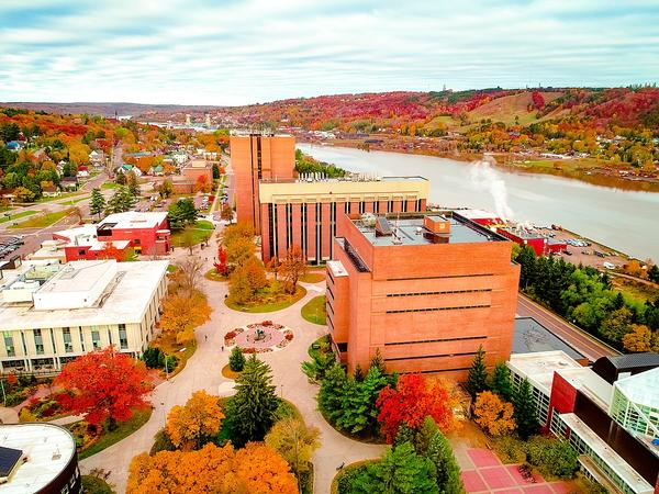 Michigan Tech University has paused some in-person instruction as cases of COVID-19 spike in the surrounding county.