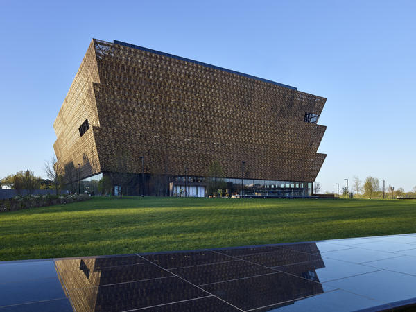 """Writer Kevin Young has been named The National Museum of African American History and Culture in Washington, D.C. """"Having visited the museum myself with my family, I know what a powerful place it is, transforming visitors both in-person and online, and revealing the centrality of African American culture to the American experience,"""" Young says."""