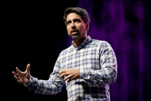 "For schools starting the fall with online-only instruction, Khan Academy Founder and CEO Sal Khan says, ""Everything should be about pulling kids out of the screen."""