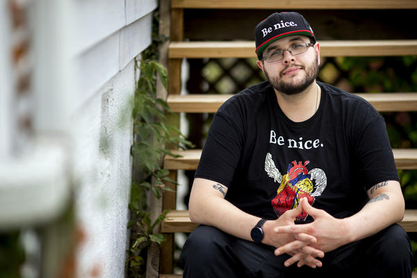 Matthew Fentress was diagnosed with heart disease that developed after a bout of the flu in 2014. His condition worsened three years later, and he had to declare bankruptcy when he couldn't afford his medical bills, despite having insurance.