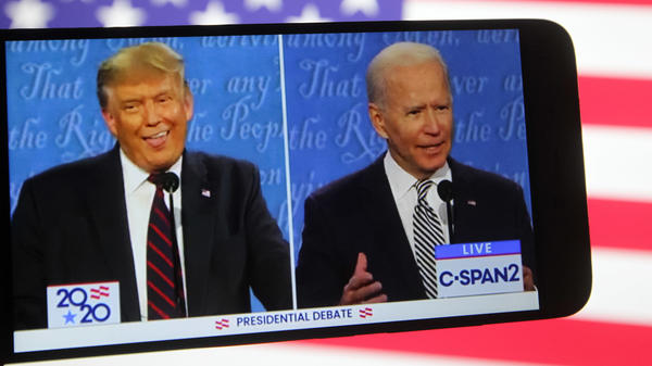 President Trump and former Vice President Joe Biden's debate this week was low on substance and high on interruptions and aggression, particularly from Trump.